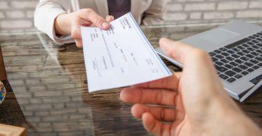 encaisser un chèque sans compte en banque
